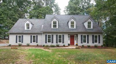 Albemarle County Single Family Home For Sale: 930 Quail Ridge Cir