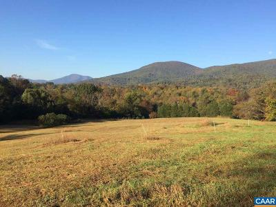 Nelson County Lots & Land For Sale: Creek Rd