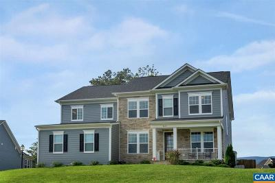 Crozet Single Family Home For Sale: 2610 Lavaca Ct
