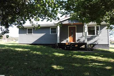Steeles Tavern VA Single Family Home For Sale: $159,900