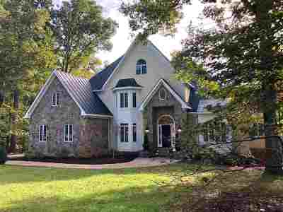 Albemarle County Single Family Home For Sale: 1255 Inglecress Dr