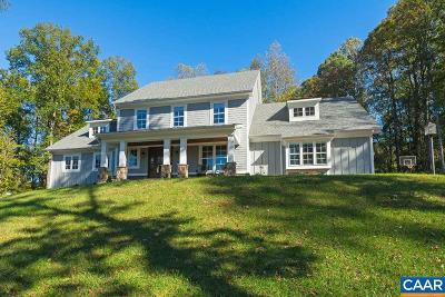 Albemarle County Single Family Home For Sale: 864 Retriever Run
