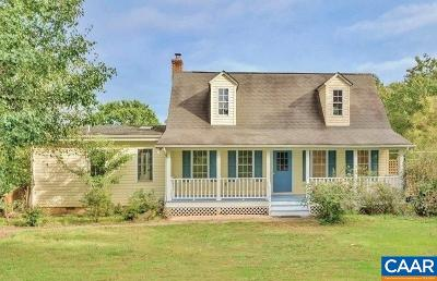 Albemarle County Single Family Home For Sale: 3235 Doctors Xing