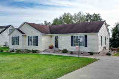 Rockingham County Single Family Home For Sale: 396 Gold Dr