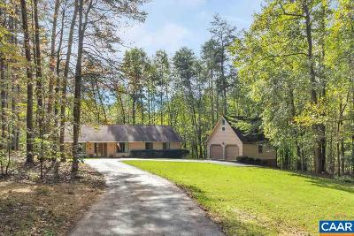 Albemarle County Single Family Home For Sale: 1035 Earlysville Forest Dr