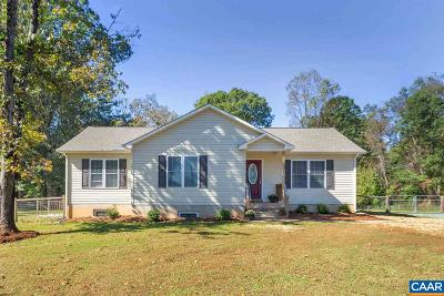 Albemarle County Single Family Home For Sale: 1324 Clinton Ln