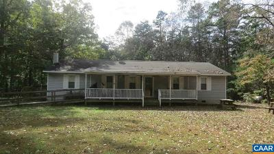 Palmyra Single Family Home For Sale: 2153 Dogwood Dr