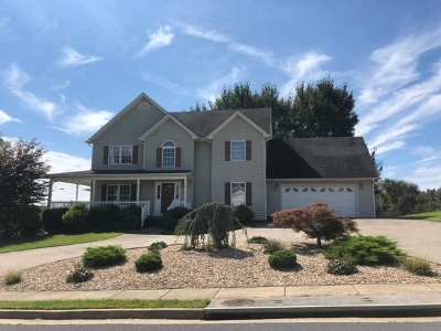 Harrisonburg VA Single Family Home For Sale: $374,900