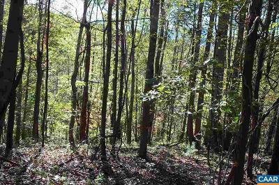 Lots & Land For Sale: 9999 Puppy Creek Rd