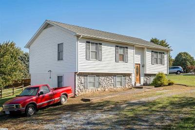 Waynesboro Single Family Home For Sale: 110 Harvest Rd