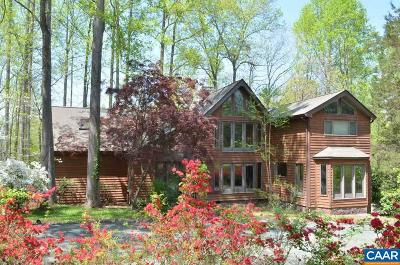 Albemarle County Single Family Home For Sale: 2020 Wingfield Rd
