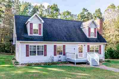 Elkton Single Family Home For Sale: 180 Iron Works Ln