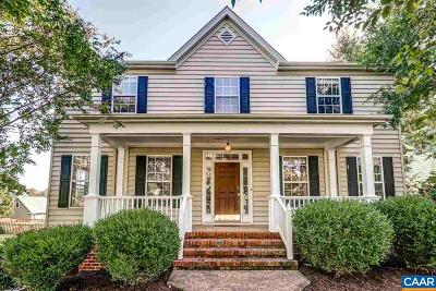 Albemarle County Single Family Home For Sale: 256 Grayrock Dr