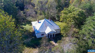Albemarle County Multi Family Home For Sale: 7474 Esmont Rd