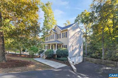 Fluvanna County Single Family Home For Sale: 25 Zephyr Rd