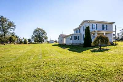 Rockingham Single Family Home For Sale: 8516 North Valley Pike