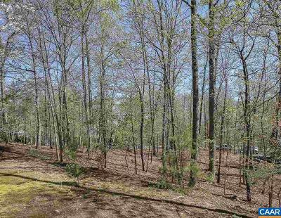 Fluvanna County Lots & Land For Sale: 43 Ponderosa Ln