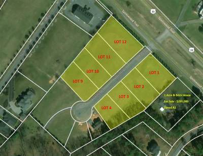 Penn Laird Commercial For Sale: Lot 12 Bear Crossing Ct