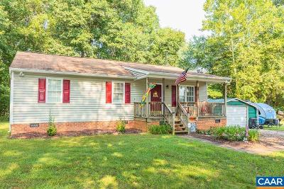 Columbia Single Family Home For Sale: 6021 Ridge Rd