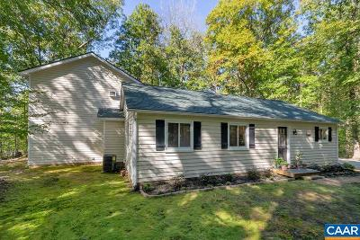 Albemarle County Single Family Home For Sale: 2608 Rio Mills Rd