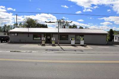 Hinton Commercial For Sale: 10427 Rawley Pike
