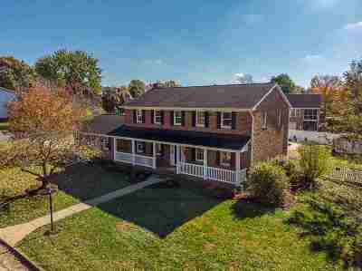 Rockingham County Single Family Home For Sale: 3525 Redbud Ln