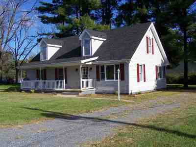 Single Family Home For Sale: 330 Long Ave