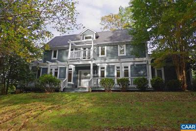 Albemarle County Single Family Home For Sale: 4600 Hidden Valley Trl