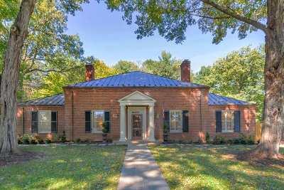 Charlottesville VA Single Family Home For Sale: $1,395,000