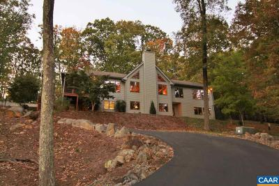 Nelson County Single Family Home For Sale
