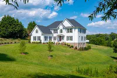 Albemarle County Single Family Home For Sale: 414 Foxdale Ln