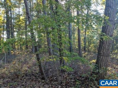 Louisa County Lots & Land For Sale: 01 Forrest Hill Rd