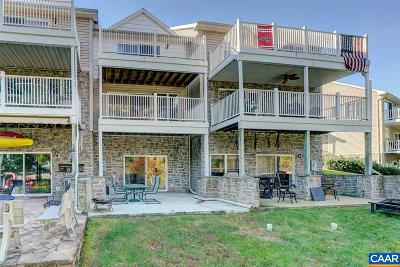 Louisa County Townhome For Sale: 292 Lake Front Dr