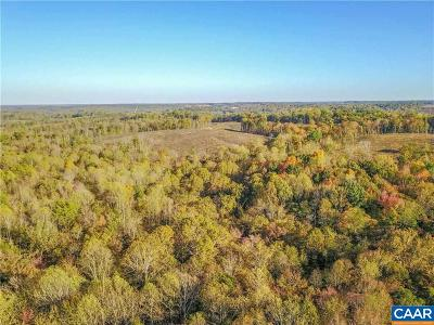 Fluvanna County Lots & Land For Sale: South Creek Ln