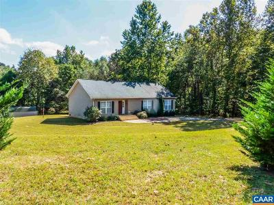 Nelson County Single Family Home For Sale: 85 Paloma Farm Ln