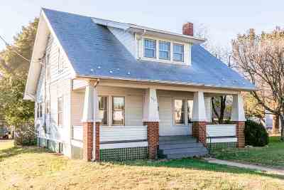 Elkton Single Family Home For Sale: 103 Jackson Ave
