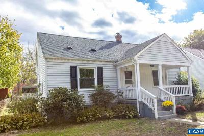 Waynesboro VA Single Family Home For Sale: $139,000