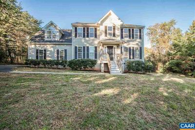 Keswick Single Family Home For Sale: 2047 Campbell Rd