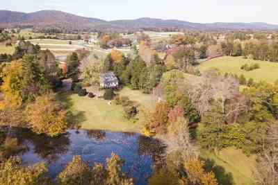 Albemarle County Single Family Home For Sale: 4203 Louisa Rd