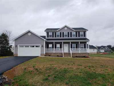 Rockingham County Single Family Home For Sale: 730 Hidden Brook Rd