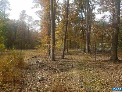 Louisa Lots & Land For Sale: 33 Taylor Dr