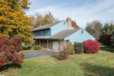Waynesboro VA Single Family Home For Sale: $249,900