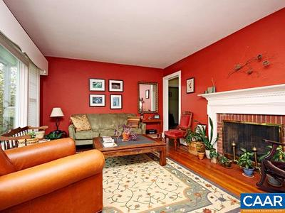Charlottesville Single Family Home For Sale: 2341 Highland Ave