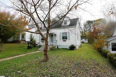 Waynesboro VA Single Family Home For Sale: $129,900