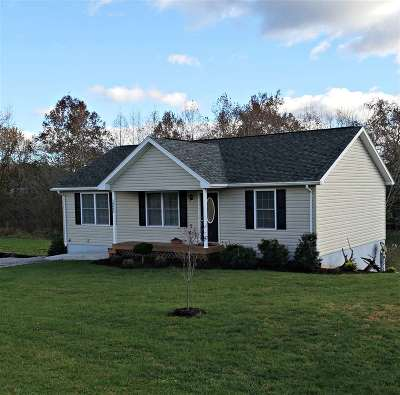 Rockingham County Single Family Home For Sale: 14900 Woodcreek Ln