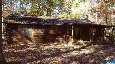 Fluvanna County Single Family Home For Sale: 16 Long Leaf Ln