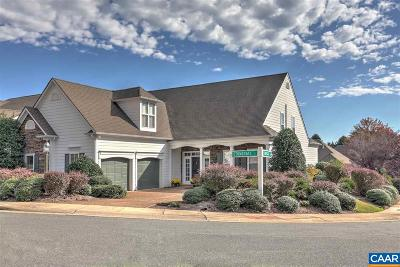 Albemarle County Single Family Home For Sale: 1304 Stonegate Ct
