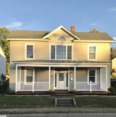 Waynesboro VA Single Family Home For Sale: $200,000