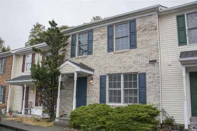 Harrisonburg, Mcgaheysville, Elkton, Bridgewater, Broadway Townhome For Sale: 1155 Commercial Ct