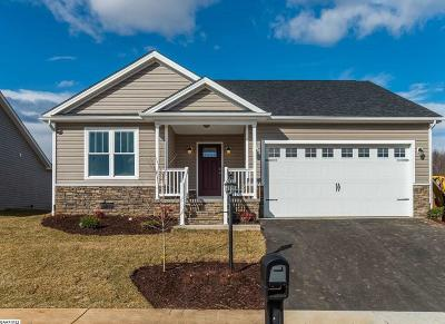 Waynesboro Single Family Home For Sale: 345 Ridge Crest Terrace